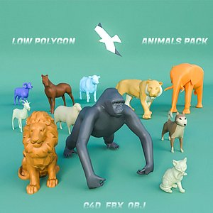 3D model animal