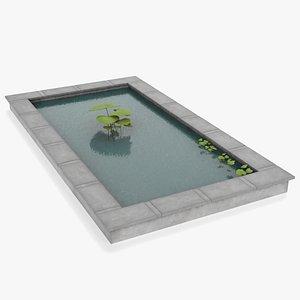 3D Pond 1