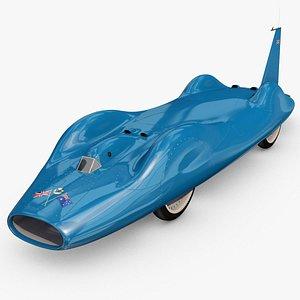 3D Bluebird Proteus CN7