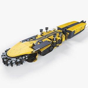 mobile miner 22h industrials model