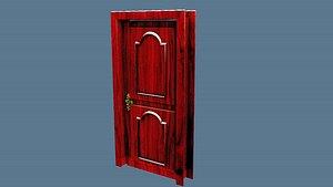 3D the door