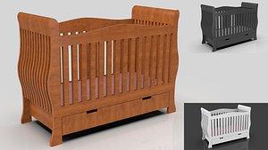 baby cradle bed model