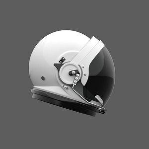 artemis helmet orion 3D model