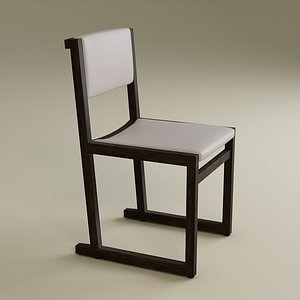 3D chair camerich emily