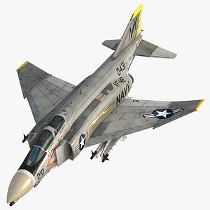 3D F4 BN Phantom II Ghostriders VF-142