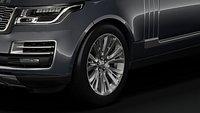 Range Rover SV Autobiography 2018 wheel