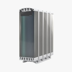 Fuel Cell Stack 3D