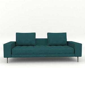3D Campo Sofa - Wendelbo