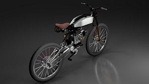 moto bike 3D