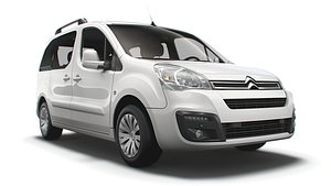 citroen berlingo multispace 3D