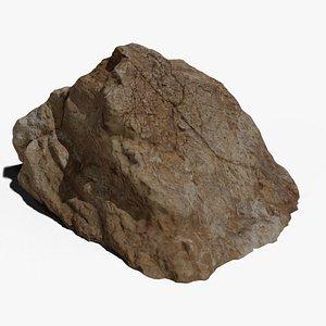 Stone Rock V1 3D