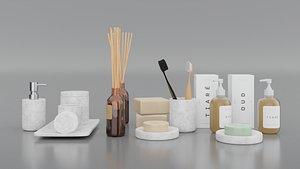 bathroom accessoir 3D model