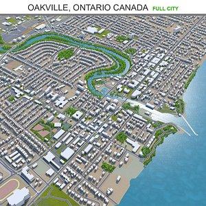 3D Oakville Ontario Canada