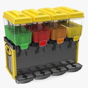 juice cold dispenser machine model