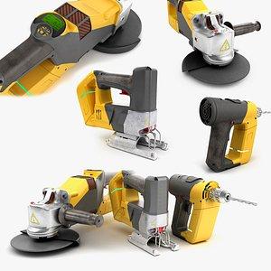 drill grinder jigsaw model