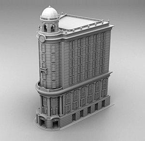Chicago build model