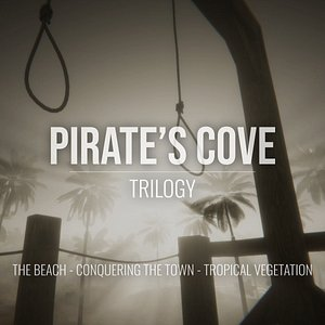 3D model Pirate's Cove - Trilogy - All Formats