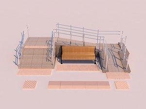 entrance 3D