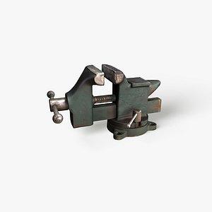 vise clamp tool 3D model
