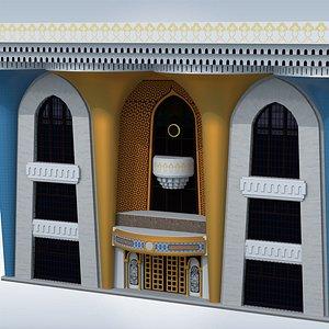 3D Al Alam Palace