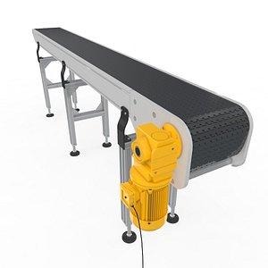 conveyor belt model