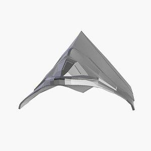 3d model of stargate teltak