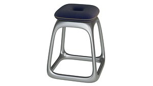 3D stool chair furniture