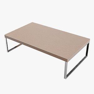 3D table pbr