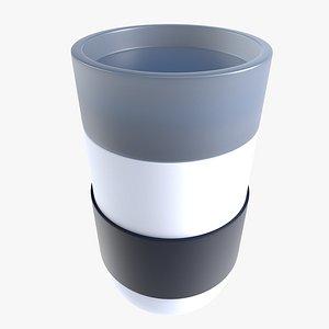 Portable Mug model