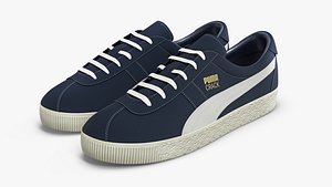 3D model shoes puma crack