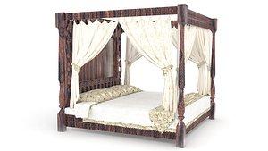 bed noble 3D model