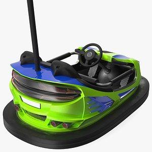 Electric Bumper Car 3D