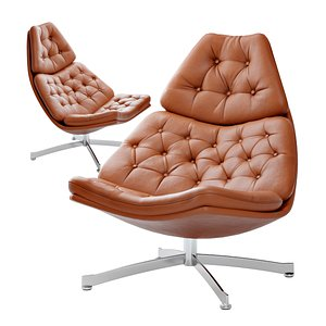 armchair seat 3D model