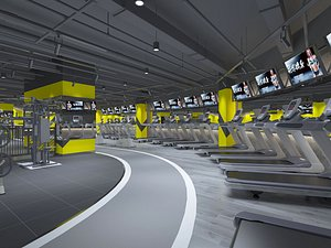 3D Gym, Air Mold Gym, Taekwondo Fitness, Beauty, Body Training, Weightlifting, Treadmill, Fitness Equip