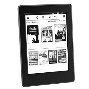 3D kindle amazon tablet model