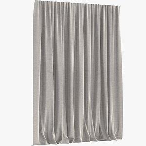 Curtain(1) 3D model