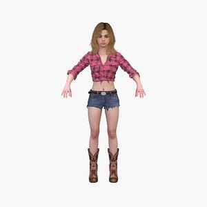3D Becca