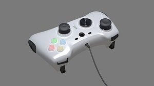 controller gamepad model