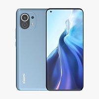 Xiaomi mi 11 Horizon Blue