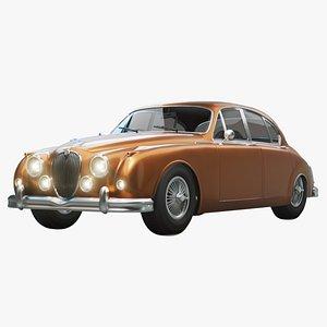 classic car 3D