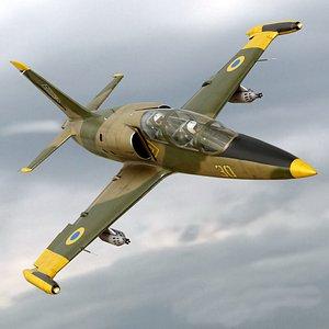 L39C Albatros 3D
