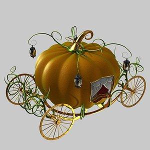 Pumpkin Carriage model