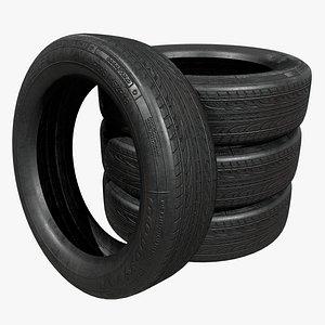Tires 2 3D model
