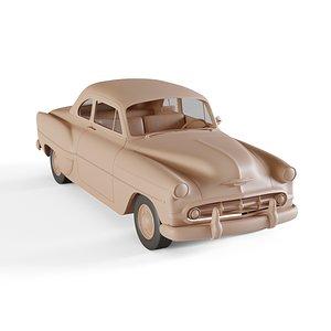 chevrolet club 3D model