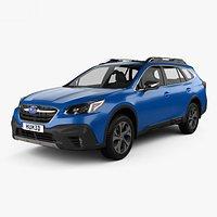 Subaru Outback Touring 2020