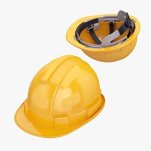 hard hat 3D