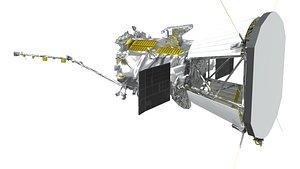 Parker-Solar-Probe 3D model