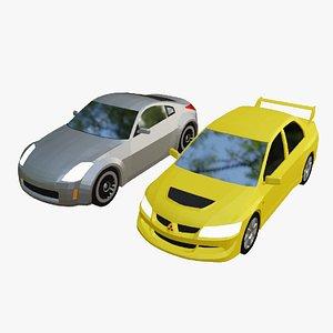 mitsubishi lancer nissan cars model