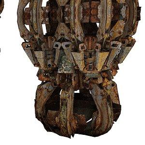 Grapple Mechanical 01 05 model