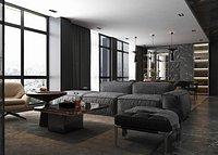 Apartment Interior Scene